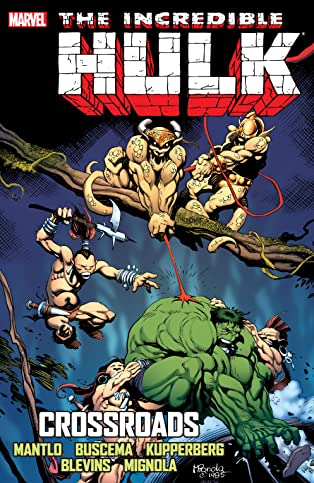 Incredible Hulk: Crossroads