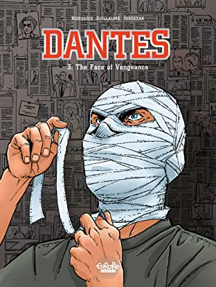 Dantes Tome 3: The Face of Vengeance