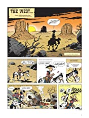 Kid Lucky Vol. 1: Cowboy in training