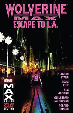 Wolverine MAX Vol. 2: Escape To L.A.