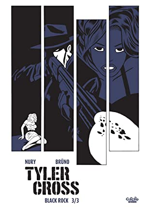 Tyler Cross - Volume 1 #3: Black Rock