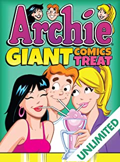 Archie Giant Comics Treat