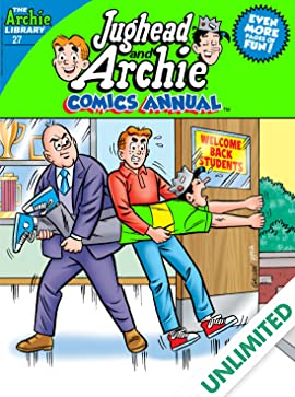 Jughead and Archie Comics Double Digest #27