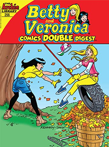 Betty & Veronica Comics Double Digest #256