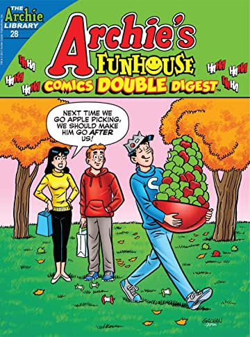 Archie's Funhouse Comics Double Digest #28