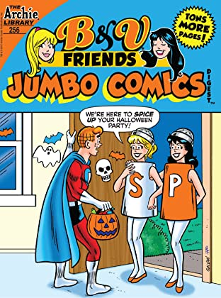B & V Friends Comics Double Digest #256