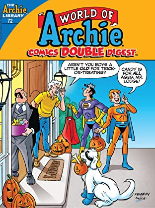 World of Archie Comics Double Digest No.72