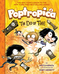 Poptropica Vol. 4: End of Time