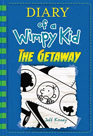 Diary Of A Wimpy Kid Tome 12: The Getaway