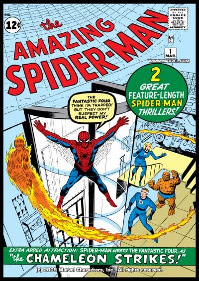 Amazing Spider-Man #001