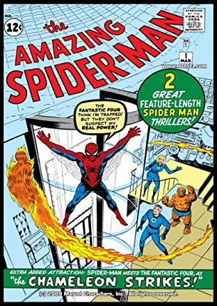 Amazing Spider-Man (1963-1998) No.1
