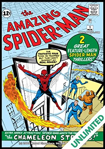 Amazing Spider-Man (1963-1998) #1