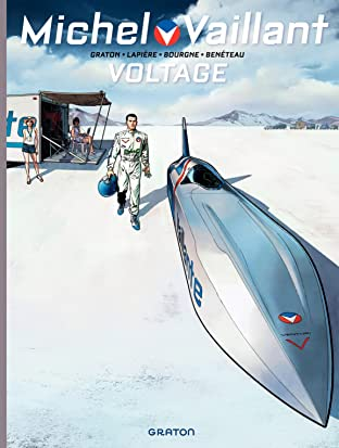 Michel Vaillant -  Nouvelle saison Tome 2: Voltage