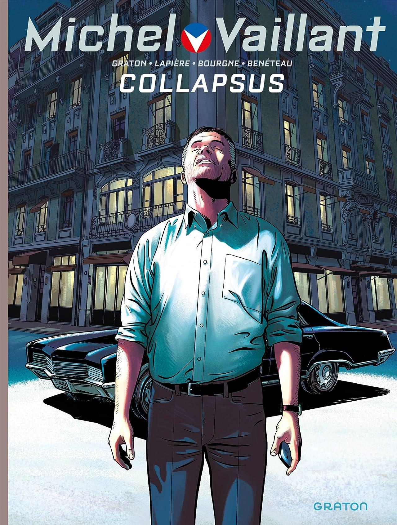 Michel Vaillant -  Nouvelle saison Vol. 4: Collapsus