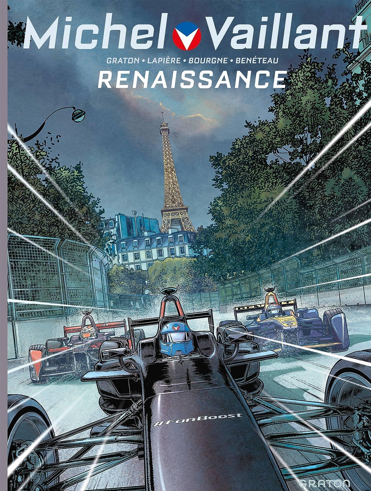 Michel Vaillant -  Nouvelle saison Vol. 5: Renaissance
