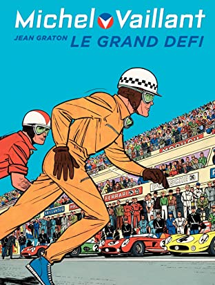 Michel Vaillant Vol. 1: Le Grand défi