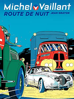 Michel Vaillant Vol. 4: Route de nuit
