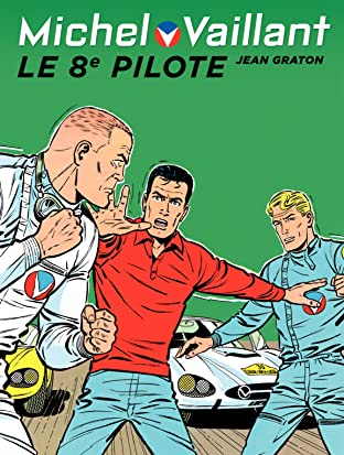 Michel Vaillant Vol. 8: Le 8e pilote