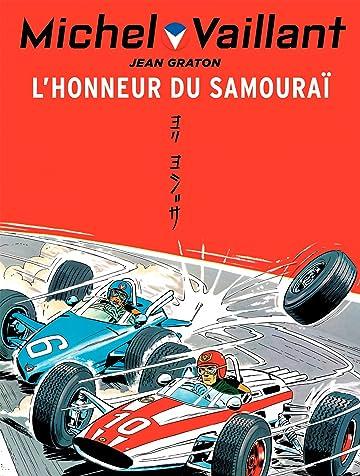 Michel Vaillant Vol. 10: L'honneur du samourai