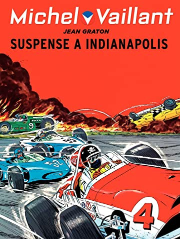 Michel Vaillant Vol. 11: Suspense à Indianapolis