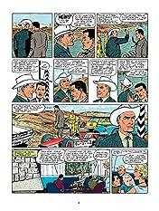 Michel Vaillant Vol. 11: Suspense à Indianapolis
