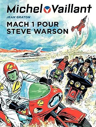 Michel Vaillant Vol. 14: Mach 1 pour Steve Warson