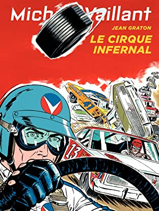 Michel Vaillant Vol. 15: Le Cirque infernal