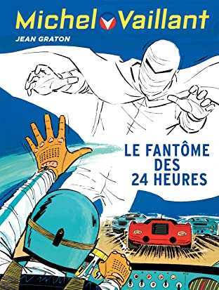Michel Vaillant Vol. 17: Le fantôme des 24 heures