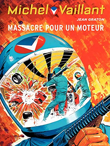 Michel Vaillant Vol. 21: Massacre pour un moteur