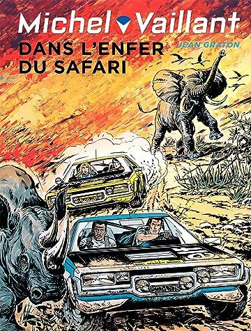Michel Vaillant Vol. 27: Dans l'enfer du safari
