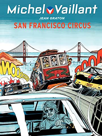 Michel Vaillant Vol. 29: San Francisco circus