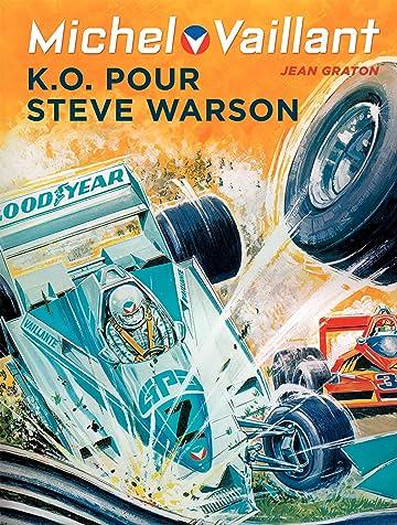 Michel Vaillant Vol. 34: K.O. pour Steve Warson