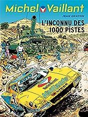 Michel Vaillant Vol. 37: L'inconnu des 1000 pistes