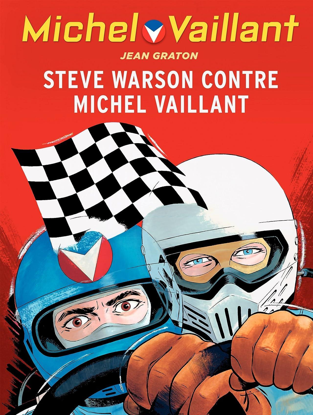 Michel Vaillant Vol. 38: Steve Warson contre Michel Vaillant