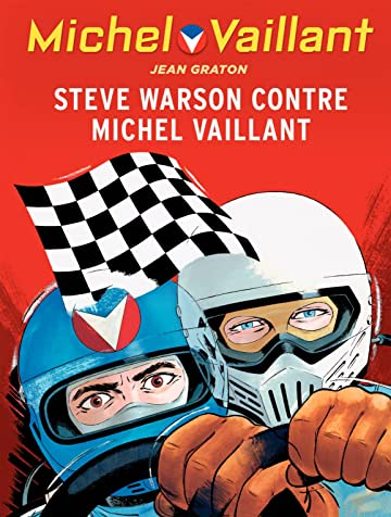 Michel Vaillant Vol. 38: Steve Warson contre Michel Vaillant