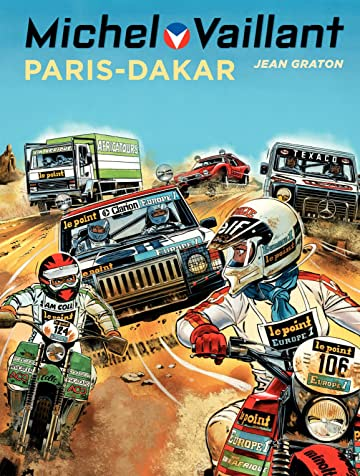 Michel Vaillant Vol. 41: Paris - Dakar