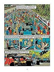 Michel Vaillant Vol. 42: 300 à l'heure dans Paris