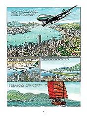 Michel Vaillant Vol. 43: Rendez-vous à Macao