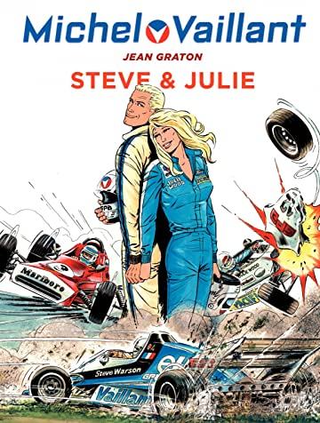 Michel Vaillant Vol. 44: Steve & Julie