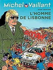 Michel Vaillant Vol. 45: L'homme de Lisbonne