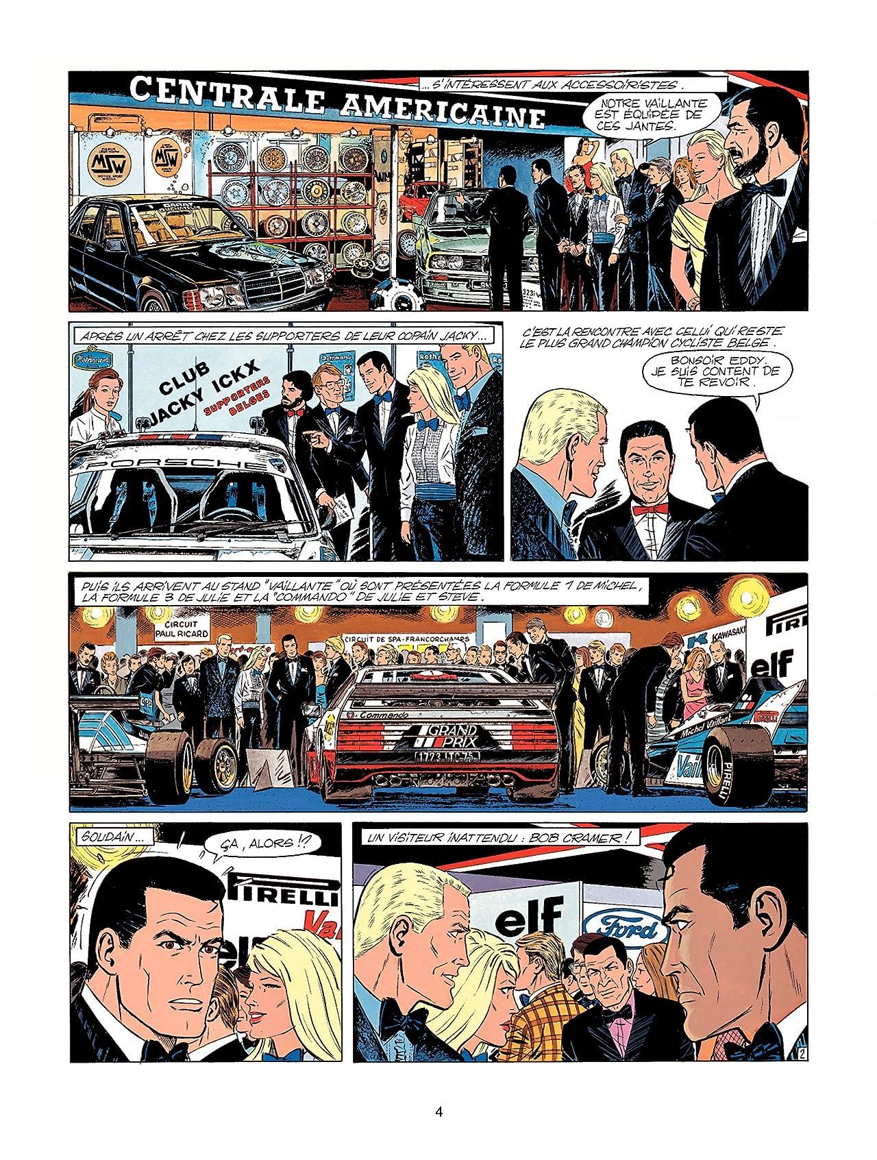 Michel Vaillant Vol. 46: Racing show