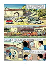 Michel Vaillant Vol. 50: Le défi des remparts