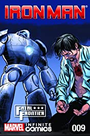 Iron Man: Fatal Frontier Infinite Comic #9