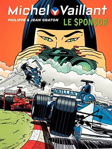 Michel Vaillant Vol. 62: Le Sponsor