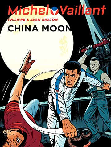 Michel Vaillant Vol. 68: China moon