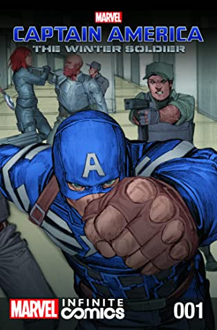 Marvel's Captain America: The Winter Soldier Infinite Comic #1