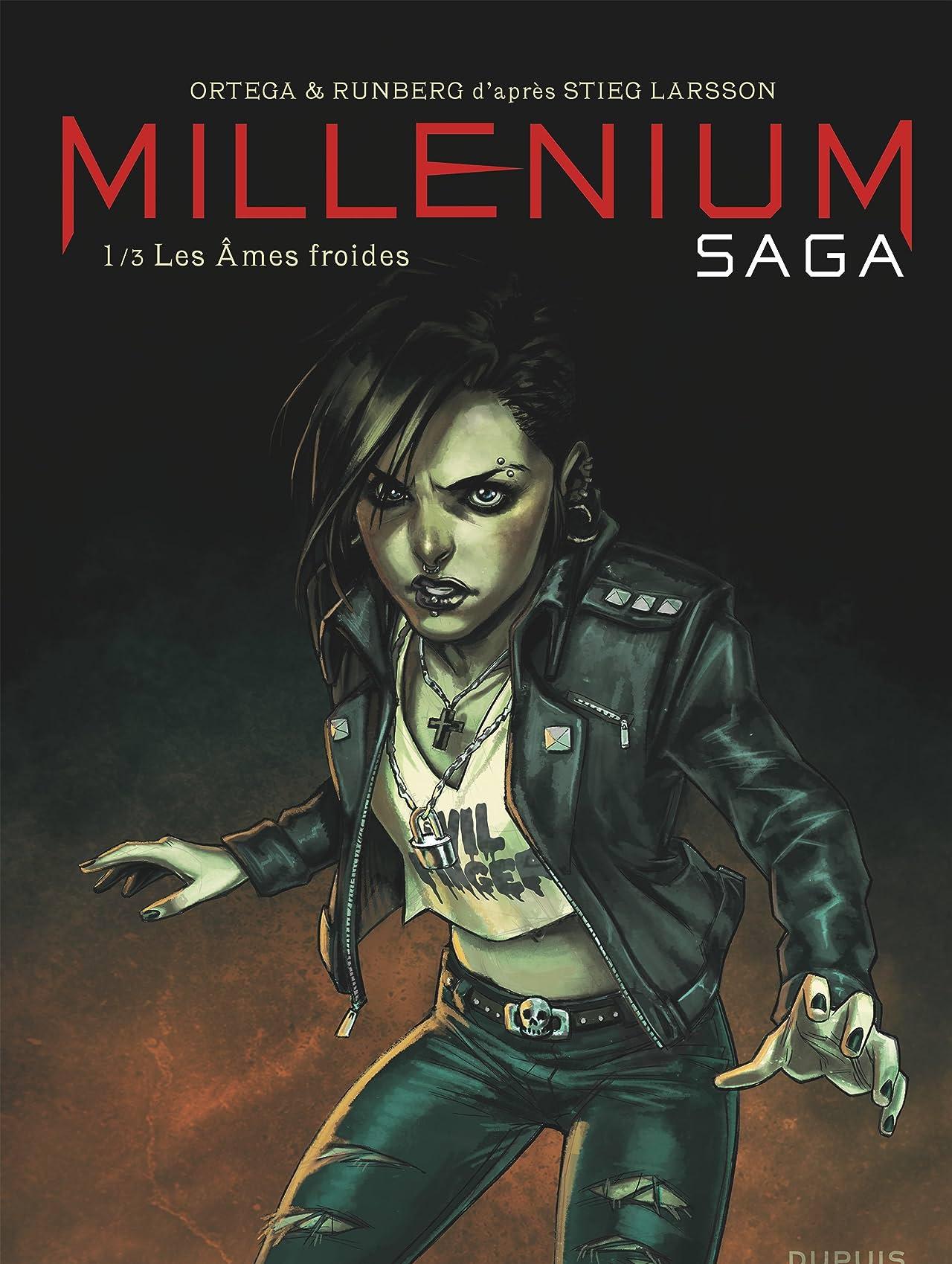 Millénium saga Vol. 1: Les âmes froides