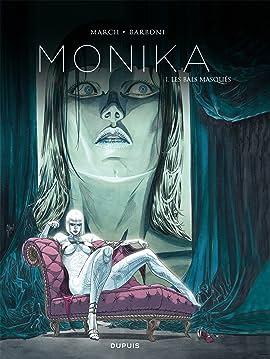 Monika Tome 1: Les bals masqués