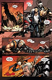 Cable and X-Force #17