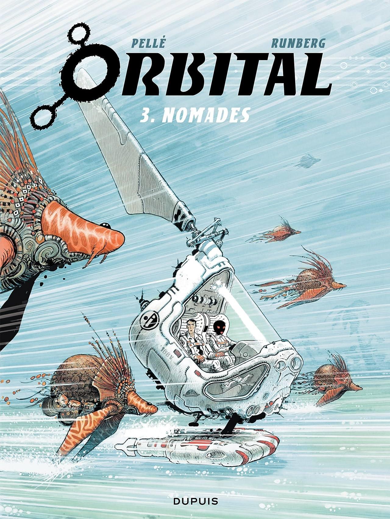 Orbital Vol. 3: Nomades